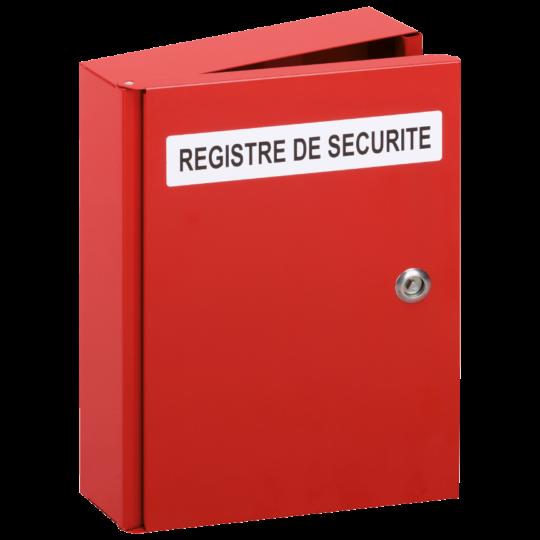 Coffret registre